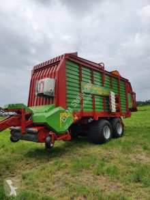 reboque agrícola Strautmann Mega Vitesse 2 Do