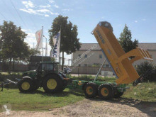 Zemědělský vůz korba Joskin Trans-KTP 22-50 Hardox