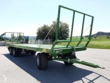 Remolque agrícola Pronar T 026 M Plataforma forrajera nuevo