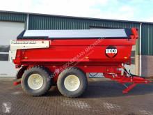 remorque agricole Beco maxim 240 XL