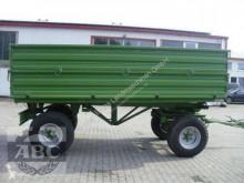 Krone DK 220/8 farming trailer used