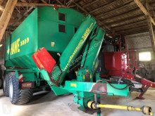 Remorque agricole remorque de transbordement nc HAWE - ULW 2500T