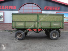 Krone DK 225-18 used Agricultural tipper