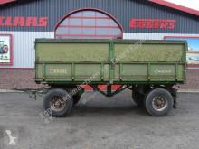 Remolque agrícola Volquete agrícola Krone DK 225-18