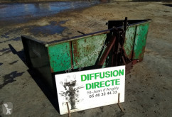 Desvoys benne agricole 180 Zemědělský vůz korba použitý
