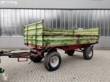 Strautmann SKD 8000 used Self loading wagon