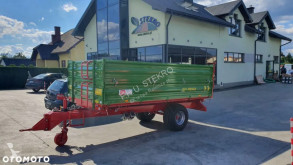 Pronar T671 5 T used Distribution trailer