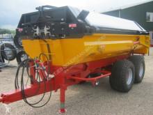 Mezőgazdasági pótkocsi nc Vako afdeksysteem neuf új