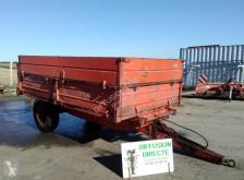 Самосвално селскостопанско ремарке втора употреба Gruau benne agricole rsp50bah