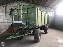 Krone DK 225-18 used Self loading wagon