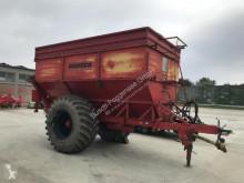 Remolque agrícola nc UW120 usado