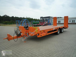 Flatbed trailer/blokvogn Pronar Tieflader RC 2100/2, 19 to,