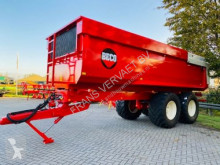 Beco 1800 farming trailer used