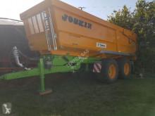 Remorque agricole benne à ridelle Joskin 22BC150