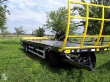 Remolque agrícola T 15-A3 Plataforma forrajera usado