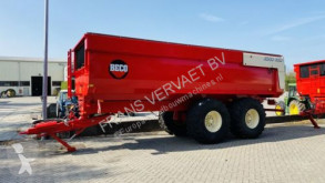 Beco super 2000 farming trailer used