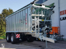 Monokok gövdeli damper tarım Fliegl ASW 281 TAURUS FOX 45m³ + Top Lift Light