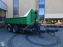 Remolque agrícola Fortuna FTH 180 Tandem-Hakenliftanhänger usado