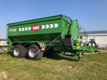 Remolque agrícola nc HAWE - ULW 2500T remolque para trasbordo usado