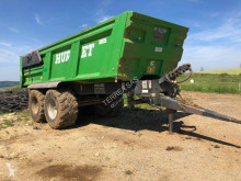 Remolque agrícola Volquete agrícola Huret 16T