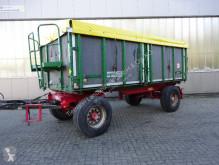 مقطورة زراعية Kröger AGROLINER HKD302 مقطورة ذاتية التحميل مستعمل
