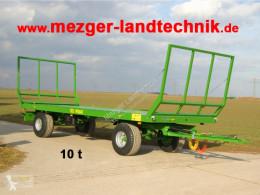 مقطورة زراعية Pronar Ballenwagen T022 (10 t) منصة نقل الأعلاف جديد