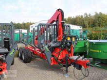 PRW 12-4 új Erdészeti pótkocsi