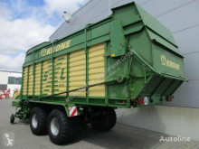 Krone 5XL GD used agricultural monocoque dump trailer