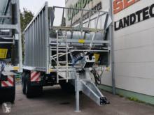 Landbrugsvogn Fliegl ASW 271 C FOX 40m³ Franken-Renner brugt