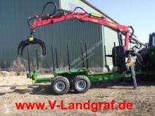 مقطورة زراعية Pronar T 644/1 مقطورة غابوية جديد