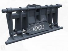 مقطورة زراعية حاوية ذات حاجز مفصلي Mustang Adapter passend zu Euro Aufnahme