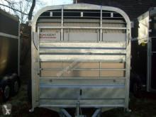 L4318T Schafdeck hayvan römorku yeni