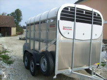 L3018H Tür/Rampe remorcă transport animale nou