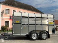 Livestock trailer L3618H (LS126) Tür/Rampe