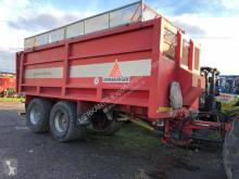 Annaburger Schub Fix HTS 22.18 használt mezőgazdasági egyterű konténer
