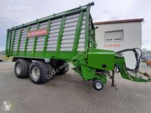 Poľnohospodársky náves Samozberací voz Bergmann SL09CAREX 39K