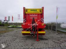 Remolque agrícola Pöttinger JUMBO 7210 Remolque autocargador usado