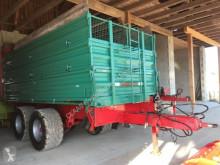 Remolque agrícola REISCH RT 180 volquete monocasco agrícola usado