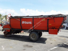 LANDSBERG LH 2722 used Self loading wagon