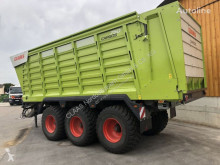 Claas CARGOS 750 TRIDEM TREND benne monocoque agricole occasion