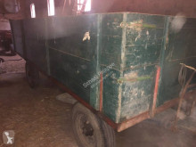 Massey Ferguson used Forestry trailer