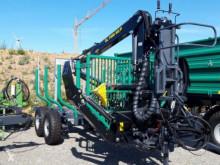 Remolque agrícola Oehler OL THK 90 P Remolque forestal nuevo