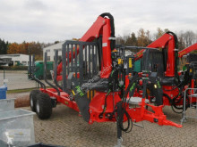 Forestry trailer PRW 8-2