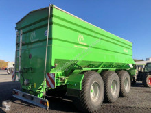 GÜSTOWER - M&A GTU 36 used transfer trailer