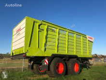 Claas Self loading wagon CARGOS 750 TREND TANDEM