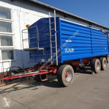 HW 240 used Self loading wagon