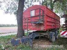 Monocoque dump trailer 18 t