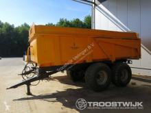 Monocoque dump trailer BB12 B