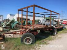 Monocoque dump trailer 18t