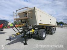 Monocoque dump trailer SKI 18